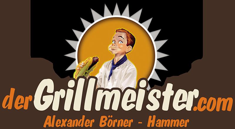 Der Grillmeister Alexander Börner- Wenns um die Wurst geht!